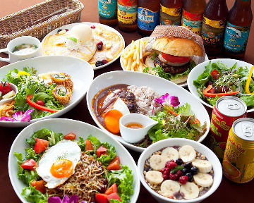 HAWAIIAN Cafe&Dining ALOHAS