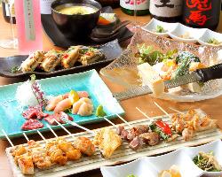 【宴会】 宴会コースは5,000円から
