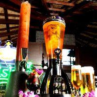 ドリンク200種以上♪定番ビールや女性に人気のカクテルが勢揃い