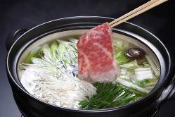 鴨のすき鍋