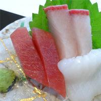 魚介は市場からの新鮮素材のみのご提供