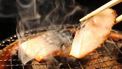 日本酒によく合う『炭火焼/炙り焼』をご堪能ください