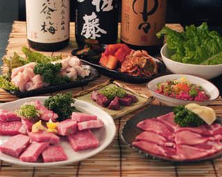 焼肉・ホルモン いち 膳所店
