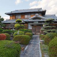 【和情緒】 季節の移ろいとともに表情を変える趣ある日本家屋