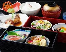 【20食限定】遊菜膳1,260円ボリューム◎の豪華内容です!