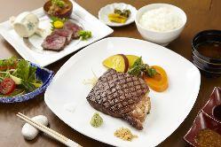 コース料理は6,480円(税込)からご提供いたします。