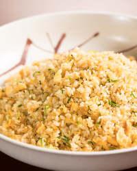 《中華8種以上》 熟練料理人が手がけるチャーハンは隠れた名品