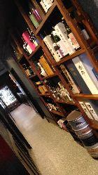 日本酒、プレミア焼酎がリーズナブルに飲めます。