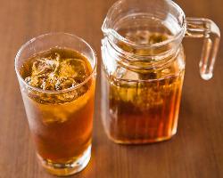 ハンドルキーパー様へ ウーロン茶何杯飲んでも無料