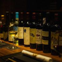 肉との相性を最優先に厳選したワインはステーキソースにも使用