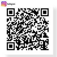 《instagram》はじめました!QRコードを読み取って見て下さい