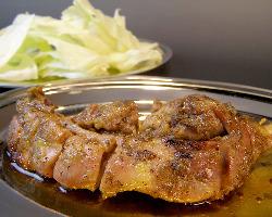 【おやどり】肉がしっかりしていて、噛めば噛むほど味が出てくる