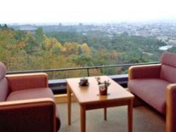 東大寺、興福寺などが見渡せる眺望