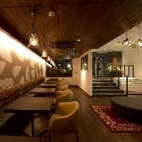 総席数62席◇三条麩屋町下ルにカフェ&ダイニングが誕生!