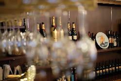 お料理にぴったりなイタリアワインを数多くご用意♪
