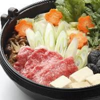 接待や会食には、神戸牛やずわい蟹を使った特選会席コースを!