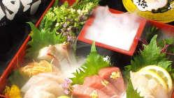 毎日日替わり日本酒は20種類以上!獺祭あり。