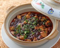 大人気の 自家製「坦々麺」は絶品そのもの!