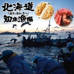 知床漁場プロデュース 炉端焼き とろ函〜とろばこ〜 膳所店