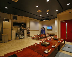 【完全個室】 一日一組様限定の完全個室が人気!ご予約お早めに