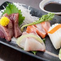 ◆海の幸◆ 中央市場で厳選する鮮度抜群の魚介の旨味を堪能
