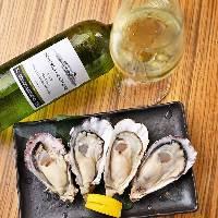 ◆鮮度抜群◆ 厳しい検査を通った鮮度の高い牡蠣をご堪能あれ