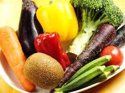新鮮な野菜は四国の農家さんの直送です♪