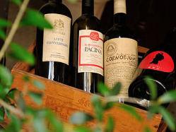 料理に合うこだわりの自然派ワイン