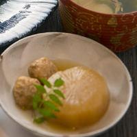 鰹と昆布の上品な京風だしが、お酒を誘う味わい