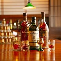 ウィスキーの飲み比べセットは人気の3種類をご用意しております