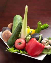 旬の野菜の瑞々しさ 京野菜&加賀野菜