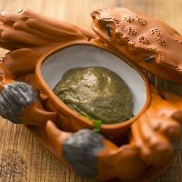 かに味噌や焼枝豆 、砂ずりのねぎぽん酢など、肴も◎