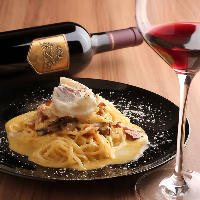 創作料理とワインの 至福のマリアージュを...