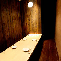 離れの完全個室 限定一席の為ご予約はお早めに!!