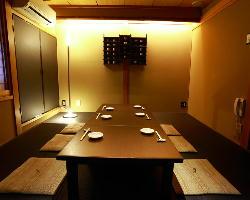 2名~10名様が使いやすい。ついつい人に教えたくなる隠れ家空間