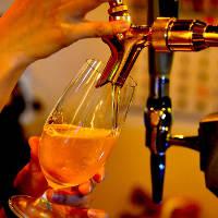 ハイネケンやレモンビールなど、生ビールにもこだわっています