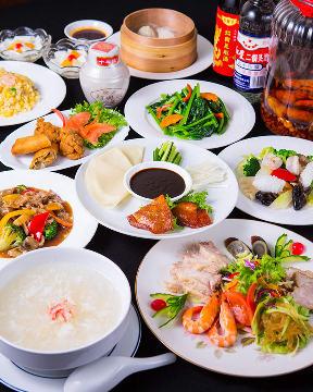 中華料理 香香閣
