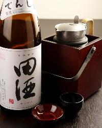 青森県 特別純米酒「田酒」1合 980円(税抜)