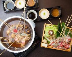 黒豚料理×串しゃぶ 南風やの写真3