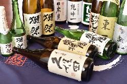 蔵元コラボの日本酒イベントあります!