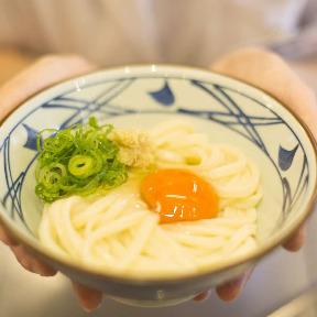 丸亀製麺 京都ファミリー店
