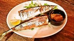 お魚系や旬食材の燻製も充実♪