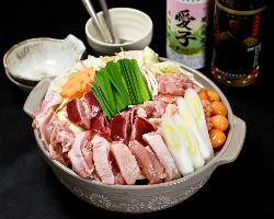 この季節にオススメ 美味しい食材を凝縮したコクのある鍋が人気