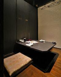 【6~8名様個室】落ち着いた雰囲気は接待などのお集まりに!