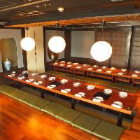 【ご宴会】 2時間飲み放題付コース2,500円~営業時間外宴会もOK