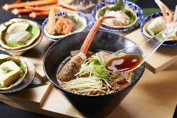 香住の蟹醤油ラーメン500円!