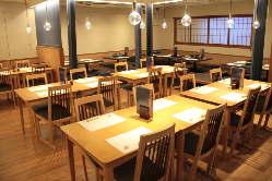 【姉妹店 梅田】 梅田の姉妹店はテーブル席・掘り炬燵・個室も