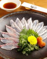 毎日鮮魚をご用意しております。お酒も豊富にご用意◎