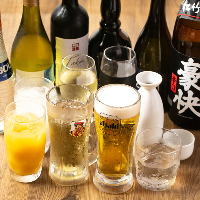 ◆多彩な美酒◆ ビールやワインなど焼肉と相性抜群のドリンク