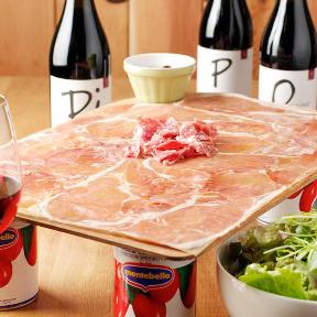 ワインの酒場 ディプント (DiPUNTO)心斎橋店